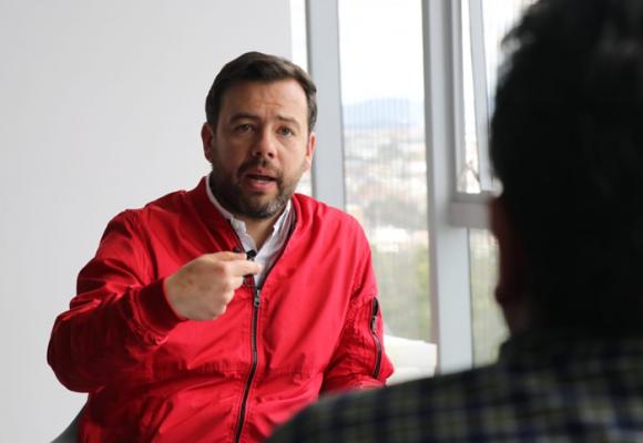 El apoyo de Carlos Fernando Galán a la comunidad LGBTI