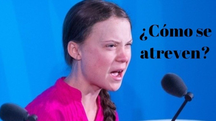 Greta Thunberg, ¿diosa o diabla?