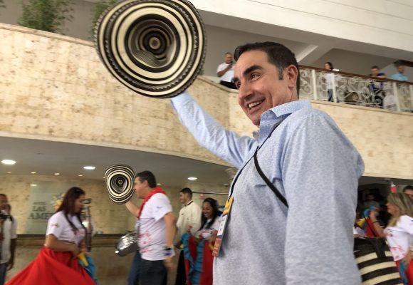 Una de las convenciones más grandes de Colombia se toma a Cartagena este fin de semana