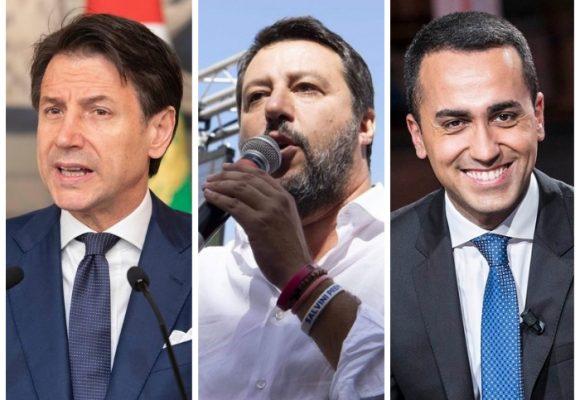 Italia, paralizada