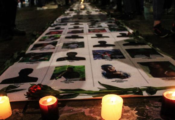 Mientras no haya voluntad política, el asesinato de líderes sociales continuará