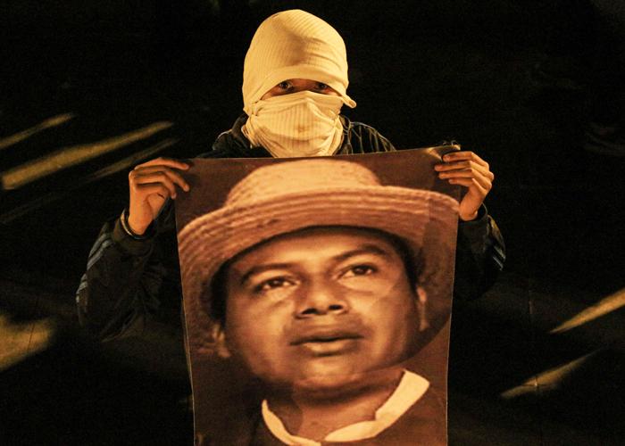 Colombia, una fábrica de líderes sociales