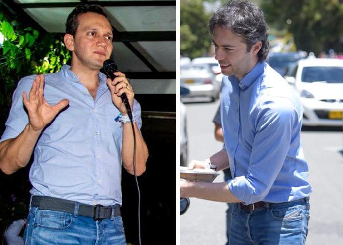 Entre Alfredo Ramos y Daniel Quintero se va cerrando la contienda por la alcaldía de Medellín