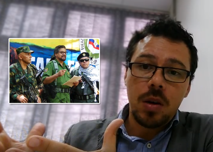 VIDEO: La locura de Márquez, Santrich y compañía