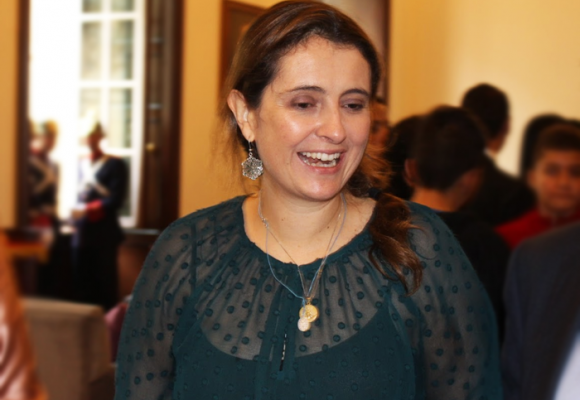 """Te odio"": la pataleta de la hija de Paloma Valencia a su mamá"