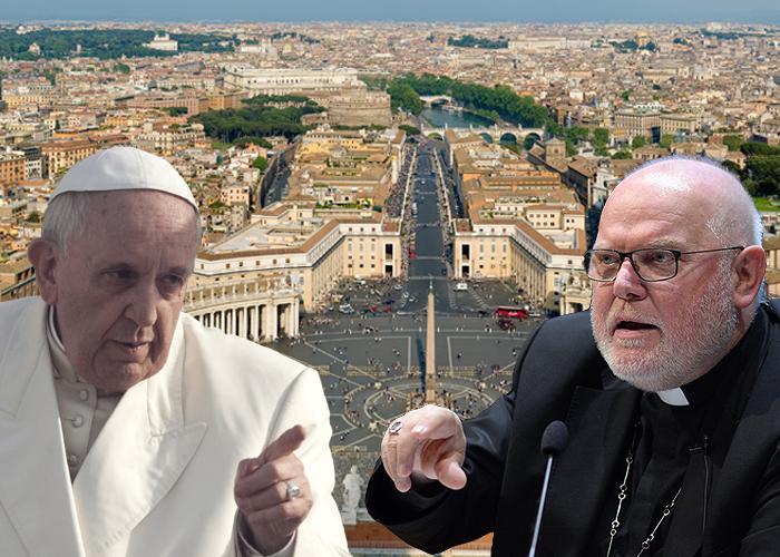Obispos alemanes se revelan contra el Vaticano