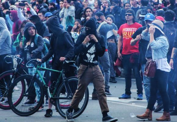 De la protesta social al anarquismo y la violencia política