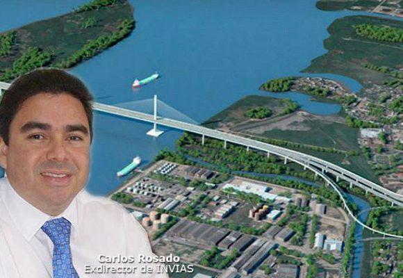 El nuevo puente Pumarejo con 13 reclamaciones económicas