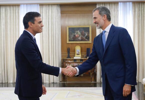 El juego del poder en España