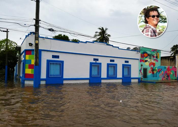 Hasta Carlos Vives se cansará de ayudar a Santa Marta