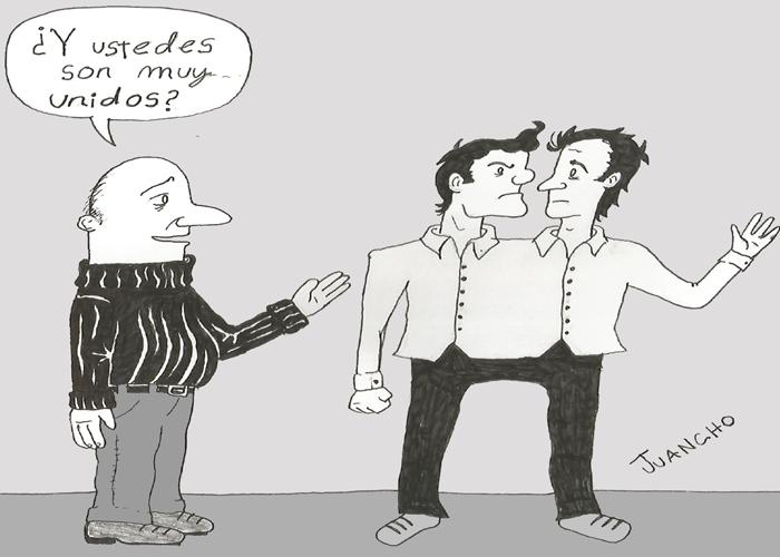 Caricatura: Preguntas inoportunas