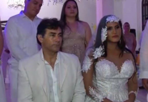 Sin pagar la cuenta y con policía: Así terminó la escandalosa boda de Mauro Urquijo