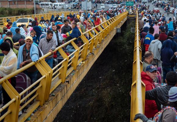 La ridícula e irracional xenofobia contra los migrantes venezolanos