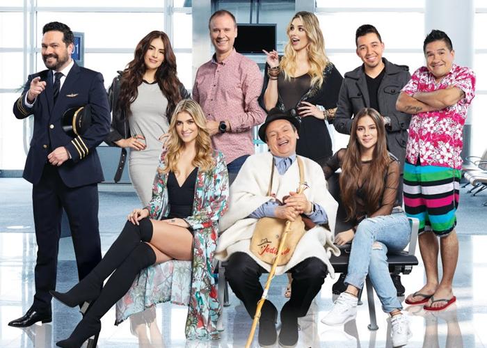 'La vuelta al mundo en 80 risas', el programa que nos avergüenza de ser colombianos