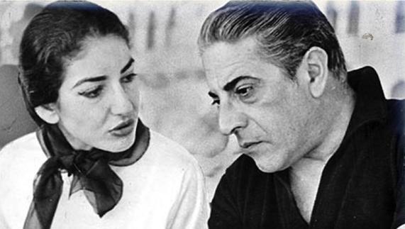 Su gran amor, su vida, todo acabó cuando Onassis la dejó por Jacky O.