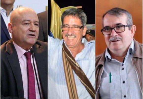 El triunfo de Julián Conradodestapa las peleas internas del partido Farc