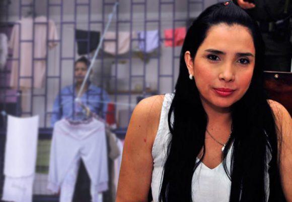 Los privilegios de Aída Merlano en la cárcel