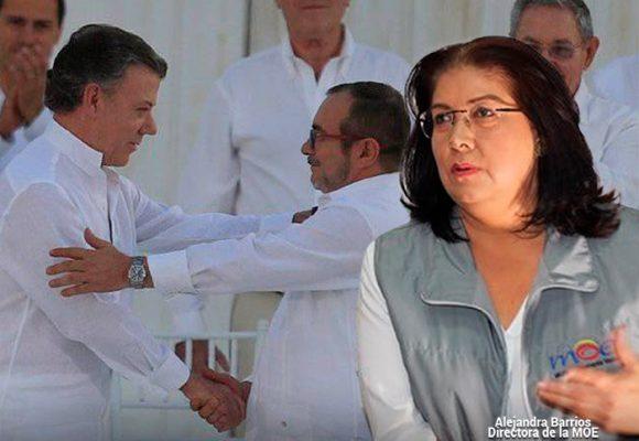 Primeras elecciones después la firma de la Paz: ¿candidatos en riesgo?