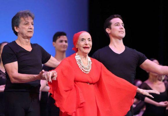 Alicia Alonso deja huérfano al Ballet de Cuba
