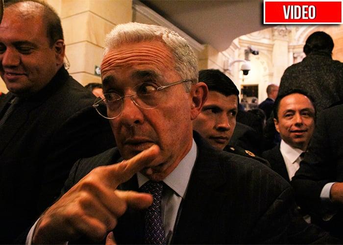 ¿Por qué Uribe terminó en la Corte Suprema de Justicia rindiendo cuentas?