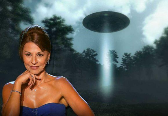 La devoción de Amparo Grisales por los extraterrestres