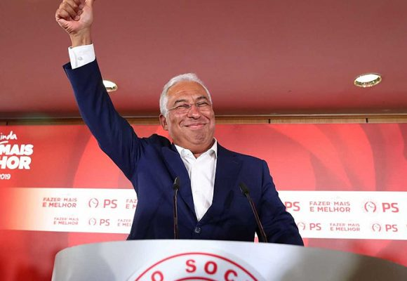 Antonio Costa gana elecciones y busca aliados para gobernar Portugal