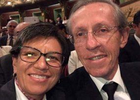 Un político y 7 expertos los escogidos por Claudia López