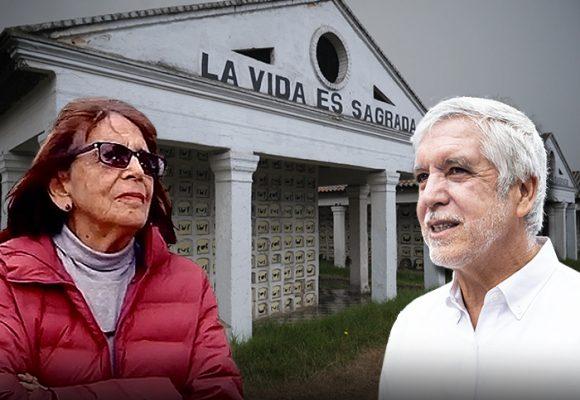 ¿Cómo se la ganó Beatriz González con su arte a Peñalosa y su obra de cemento?