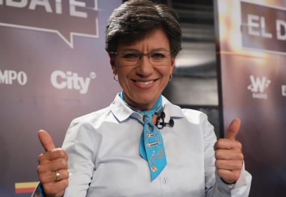 Claudia López podría ser el quiebre que Bogotá necesita