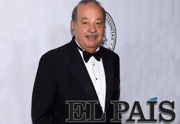 Aumenta presencia del millonario Carlos Slim en los medios