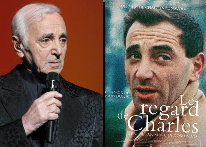 El diario filmado de Charles Aznavour