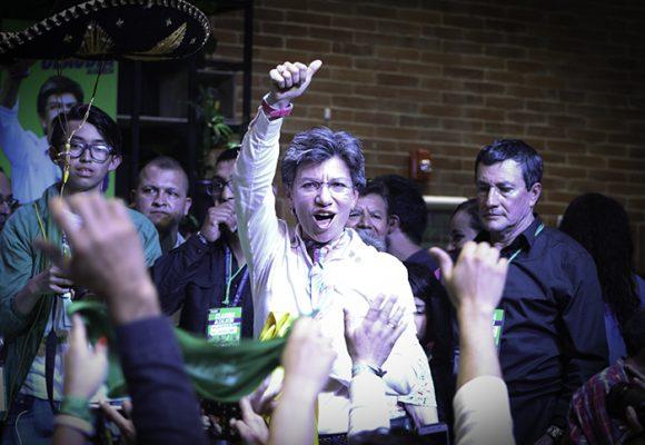 Colombia reverdece