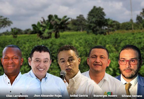 Los cinco gobernadores que les tocará lidiar con los cultivos de coca