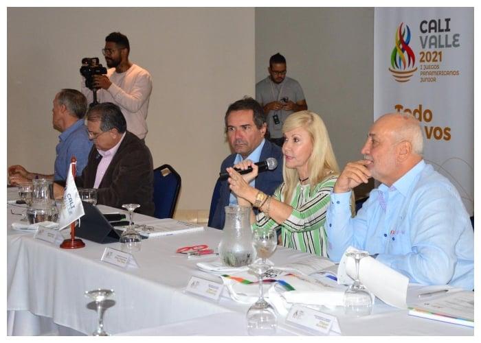 Los Juegos Panamericanos Junior ya están planeándose