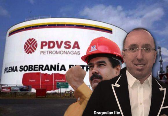 El serbio aliado de Maduro para burlar las sanciones gringas