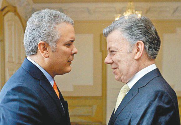 Cuando Iván Duque se burlaba de Juan Manuel Santos por la tasa de desempleo
