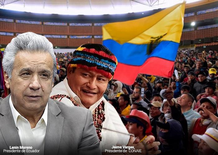 Ecuador, crónica de una pírrica victoria
