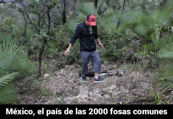 La guerra del tráfico sembró de cadáveres al país azteca