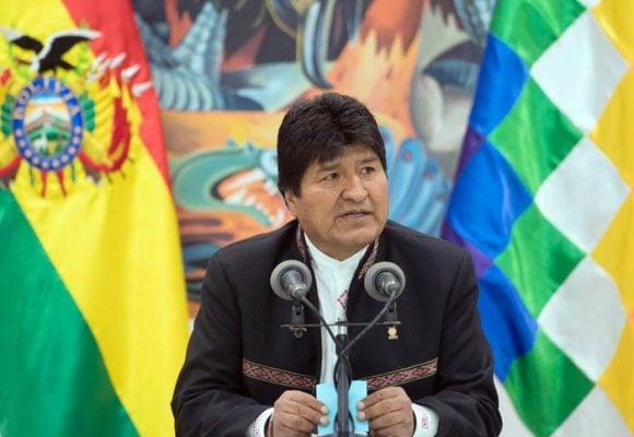 La OEA y el golpe cívico-militar en Bolivia