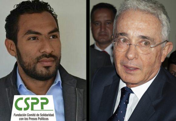 Uribe demandado por injuria y calumnia