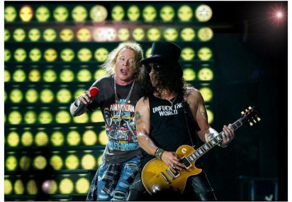 Guns N' Roses, la gran atracción del Festival Estéreo Picnic