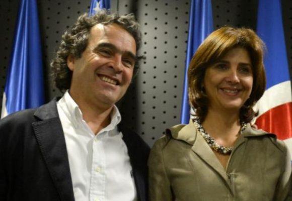 La alianza aplazada de Sergio Fajardo y María Ángela Holguín