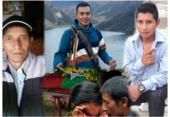 Continúa exterminio indígena en el oriente del Cauca