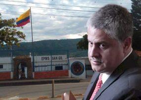 Los lujos de Iván Moreno en la cárcel lo mandan a La Picota