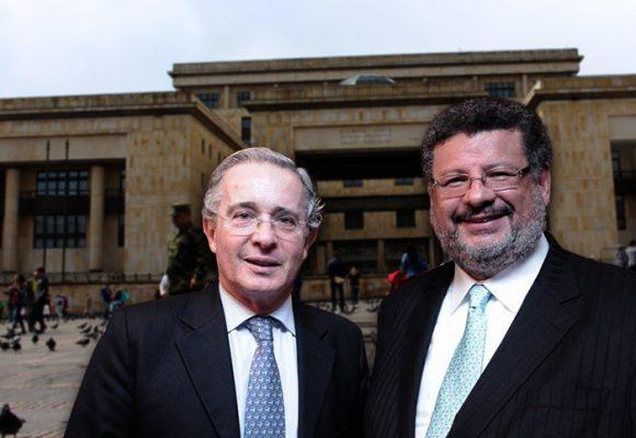 Jaime Granados y Álvaro Uribe, una vieja amistad de veinte años