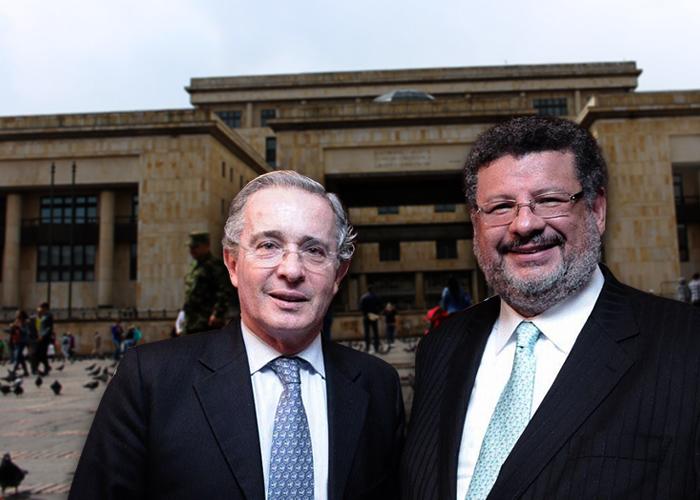 Jaime Granados y Álvaro Uribe, una vieja amistad de veinte años -  Las2orillas