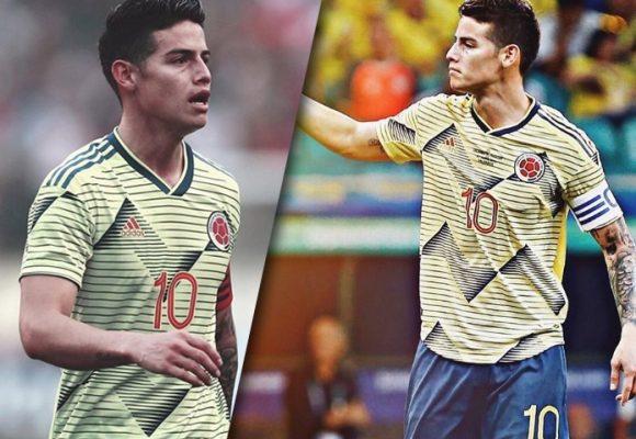 ¿Por qué James Rodríguez no quiere jugar con la selección Colombia?