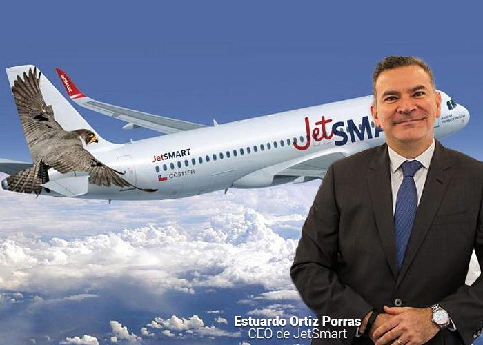 Llega la aerolínea chilena JetSmart a Colombia