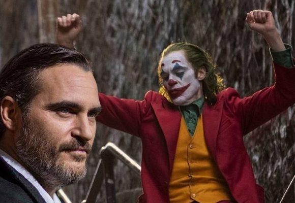 Reír llorando: una imagen del Guasón de Joaquin Phoenix