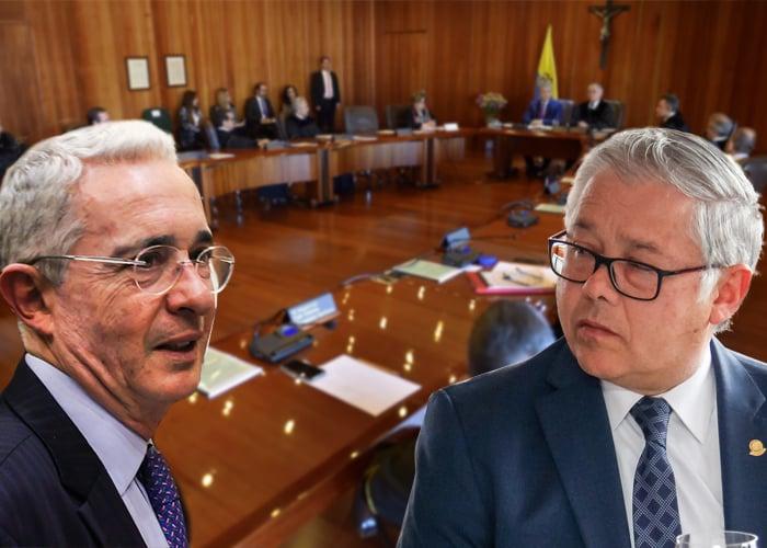 Jorge Luis Barceló, el exmagistrado que le enredó la vida a Álvaro Uribe